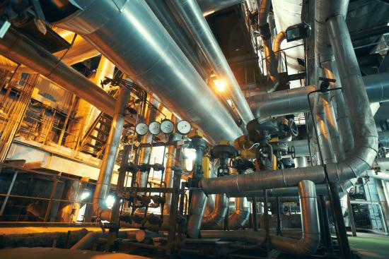industrijsko postrojenje